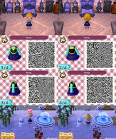 Animal Crossing: New Leaf QR - Anna by anj6193