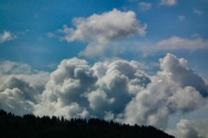 Clouds 06 by Limited-Vision-Stock