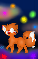 :GA - All the shiny stars: by ToxiicClaws
