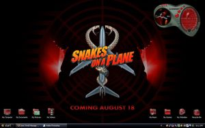 Snakes on a Desktop by Gamerguy