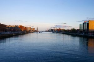 Dublin Harbour by benyoung