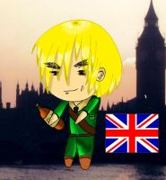 England and his rum :D by Sephiano