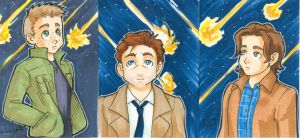 060113 Supernatural ATC by GillyPerkyGoth