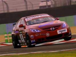 MAZDA6 WTCC by ROOF01