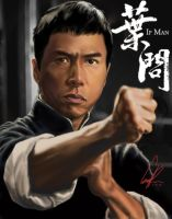 ip man by CangDu