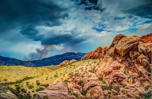 Red Rock by mikytrance