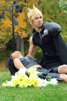 Oct 13 cosplay shoot - FFVII 5 by Jaya-sama
