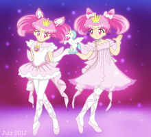 The Nutcracker Suite - Chibi-Usa by milky-tales