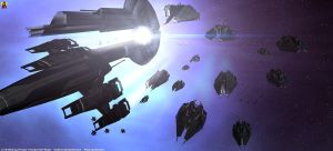 The Fleet is in by Euderion