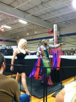 Jenny Lovfield - Jay Lethal by TheMcQueen