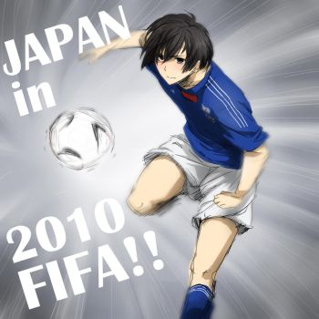 Japan in FIFA by CATGIRL0926
