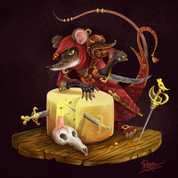 Rat Rogue by StoicSquid
