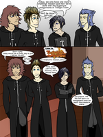 358/2 Mission Mode - Ridiculous Expectations 1 by CheshireCatGrin