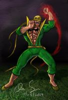 Iron Fist by osx-mkx