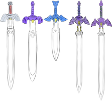 Master Swords by Kimeters