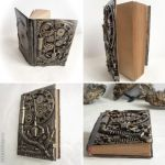 Steampunk Notebook by Artcreativehands