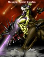 Alien Dawn Reference 10 - Out by kirdracos