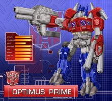 OPTIMUS PRIME BM1 - COLORS by DSNG