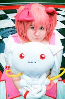 Mahou Shoujo Madoka Magica - Contract with Kyubey by CherryMemories