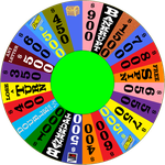 Bill McDee's Wheel of Fortune Round 3 Loaded by germanname