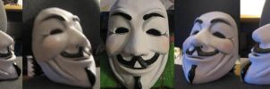Guy Fawkes Mask by deeplycrashing
