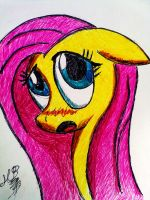 Fluttershy again by HELLPATO777