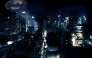 Bigger Gotham City? by superglamorous
