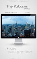 The Wallpaper Series - New York Skyline by SynPredator