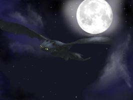 Toothless by HEXENocura