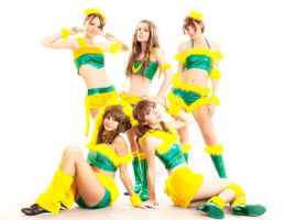 Morning Musume Project by LennyAnzaru