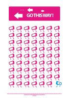 Go This Way - Poster by Akutou-san