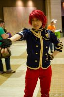 Ittoki Otoya:  Are You Ready? by GingaBishounen