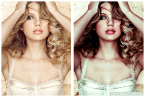 Taylor Swift Action by CreativeTaylor