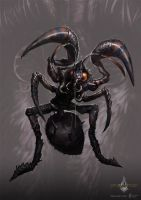giant ant - gyromancer by kunkka