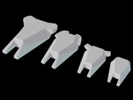 Warlord Turrets V1 by kadaeux