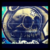 Skull Spray by gInabr0wn