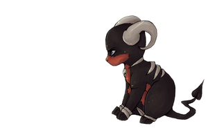 Team: Houndoom by Donnis
