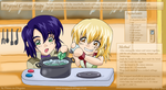 Athrun - AsuCabba by Prince-in-Disguise