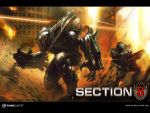 Section 8 Wallpaper by alimination602