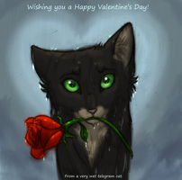 Valentine's Card2 by Sky-Lily