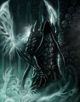 Solitude of the Soul Reaper by KylePattersonDesign