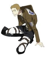 Dean Winchester of the Survey Corps by SharaRaizel