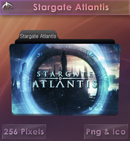 Stargate Atlantis [Folder Icon] by VoidSentinel