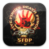 Five Finger Death Punch Icon by pjmorris