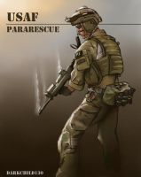 USAF ParaRescue by darkchild130