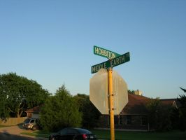 LOTR street signs 2 by MTVKilledusall