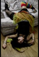 Dollhouse Tragedy I by sophiaazhou