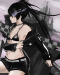 Re: Black Rock Shooter by Fitz2013