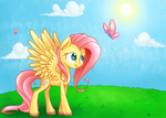 Flutterby by Lemon-Heartss