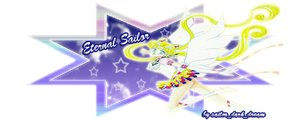 Sailor Moon Eternal Sign by LadyNaipes